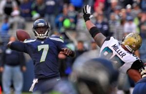 Even Tarvaris Jackson threw a touchdown pass against the Jags.