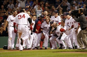 The Red Sox have enjoyed a lot of dramatic moments to celebrate in 2013. Will they again produce the clutch hits against the Cardinals?