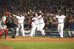 The Boston Red Sox slid past the St. Louis Cardinals to win Game Six and the 2013 World Series.