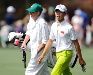 Though only 14, Guan Tianlang showed that he belonged at the Masters.