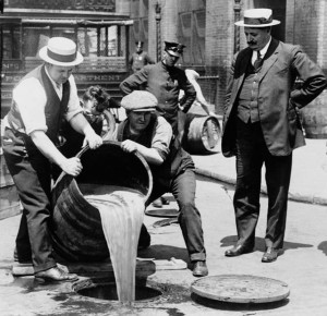 NASCAR has its origins from the prohibition era.