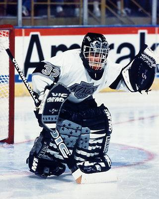 Sports Then And Now Goalie Pads Then And Now A Look At The New