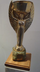 The original Jule Rimet Trophy was stolen in 1983 and melted down for gold.