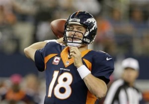 Peyton Manning led another game-winning drive for the perfect Broncos.
