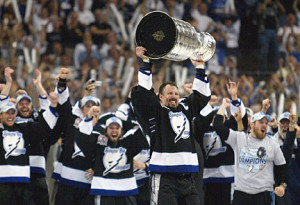 Stanley Cup Finals: Lightning v Flames