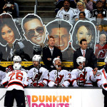 Greatest NHL Fans Behind the Bench (PHOTOS)