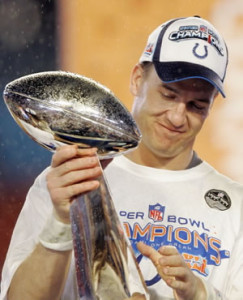 For Peyton Manning to go down as the greatest quarterback of all-time, he will need to win at least one more Super Bowl trophy.