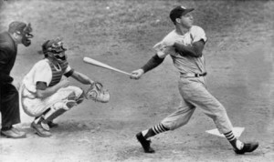 Baseball legend Stan Musial passed away in 2013 at age 92.