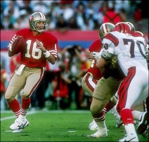 Has there ever been a better Super Bowl performance than Joe Montana in Super Bowl XXIII?