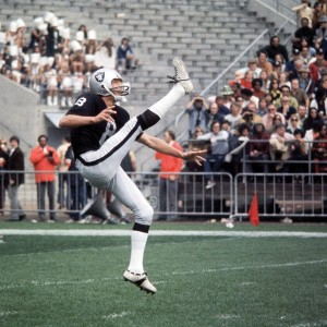 Ray Guy is the only pure punter ever to be a finalist for the Pro Football Hall of Fame. Will the eighth time be the charm?