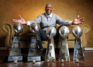 Will this be the year that five-time Super Bowl champion Charles Haley adds the Hall of Fame to his resume?