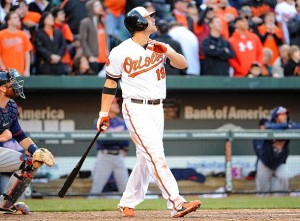 Despite hitting 86 home runs the last two seasons, Chris Davis is still one of the most underrated players in baseball.