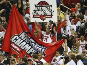 Who will follow Louisville as the NCAA Champions?