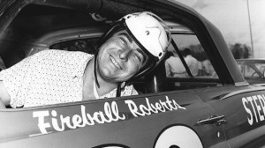 Fireball Roberts died following a 1964 crash in Charlotte.