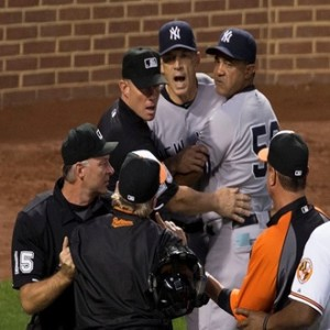 Thanks to instant replay will baseball arguments soon be a thing of the past?