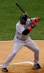 David Ortiz is a beneficiary of the designated hitter rule.
