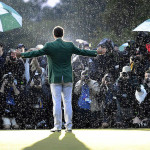 Traditions at the Masters Golf Tournament