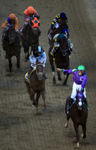 California Chrome will look to break the 36 year drought of Triple Crown champions.
