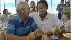 O.J. Simpson and Arnold Palmer were connected long before June 17, 1994.