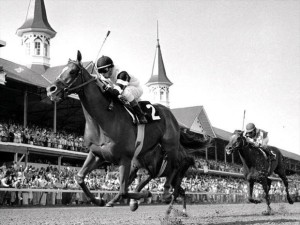 On May 6, 1978 Affirmed won the Kentucky Derby before going on to win all three Triple Crown races.