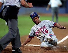 Moises Alou and the Montreal Expos had the best record in baseball at the time of the 1994 strike, but never had a chance to bring home a championship to Montreal.