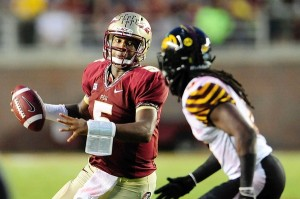 Jameis Winston and Florida State seem to be the likely choice to run past the competition and into the first Division I Football Playoff.