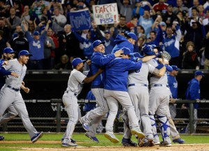 With their first playoff appearance in 29 years, the Kansas City Royals are partying like it is 1985.