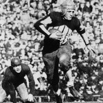 Red Grange: The Galloping Ghost