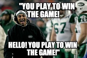 Herm Edwards always tells it the way it is.