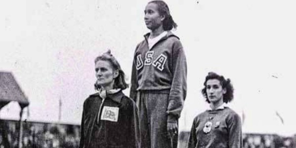 In 1948 Alice Coachman became the first African American woman to win an Olympic Gold Medal.