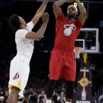 NBA Turns Up The Heat on Christmas Day