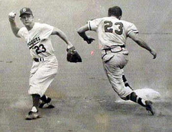Don Zimmer began his 66 year career in professional baseball with the Brooklyn Dodgers.