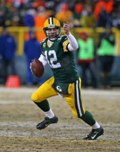 Aaron Rodgers is the leader of the potent Green Bay offense in 2014