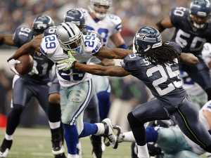 DeMarco Murray has given Dallas a potent running game in 2014