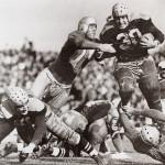 Fiesty Football Legend Clarke Hinkle