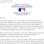 Will Rob Manfred Make Baseball Better?
