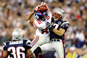 The catch by David Tyree was the most amazing play from the biggest Super Bowl upset since Super Bowl III.