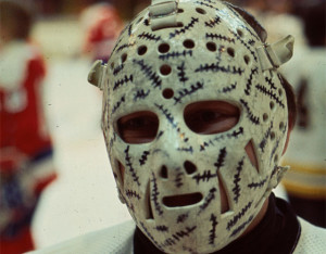 Gerry Cheevers was the first hockey goalie to give masks personality.