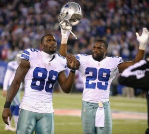 Murray and Dez Bryant posed a stellar one-two punch on offense while playing together for four years in Dallas.