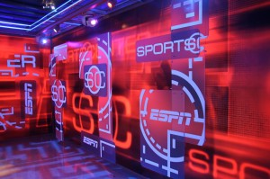 "ESPN is the ""sports leader"", but there are many job opportunities in the sports world."
