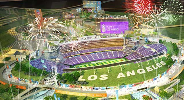 Bringing the NFL back to Los Angeles has been a big part of the NFL's off-season discussions.