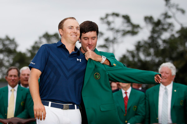 21-year-old Jordan Spieth led wire-to-wire to claim his green jacket.