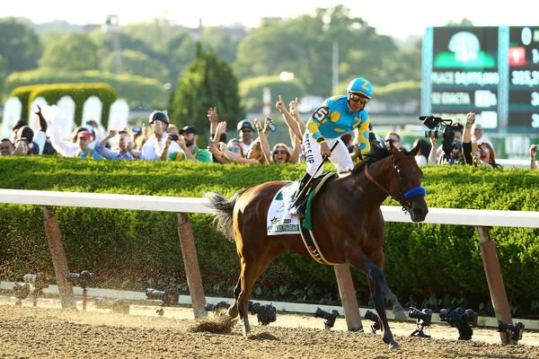 American Pharoah is the first horse racing Triple Crown winner in 37 years.
