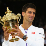 Novak Djokovic Carves His Own Spot in Tennis Lore
