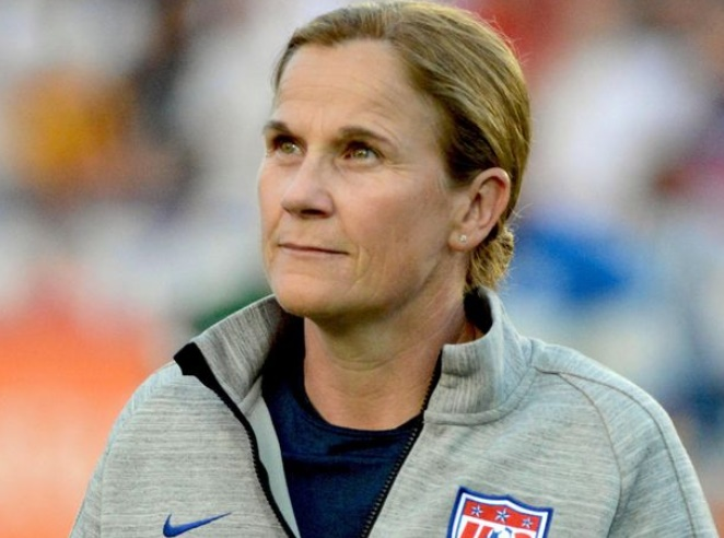 Jill Ellis has been successful building the U.S. Women's Soccer Team into a team of stars.