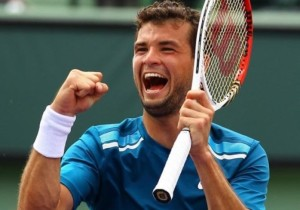 Could 17th seed Grigor Dimitrov be the next longshot to emerge with a major tennis title?