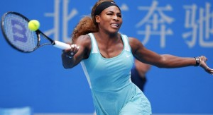 All eyes will be on Serena Williams and her attempt at the grand slam.