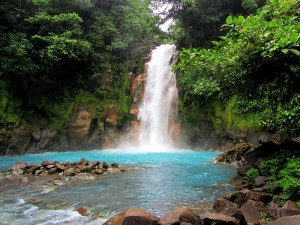 Natural beauty is abundant in Costa Rica.