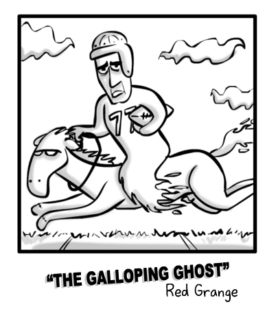 MIKE Comic 72 Galloping Ghost