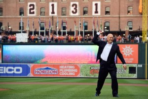 Ripken was back in Baltimore this week to mark the 20th anniversary of his record setting game.